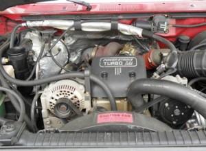 El Power Stroke 7.3 es el motor dominante de elección para la potencia de tracción y la fiabilidad. Este motor demostraría ser un caballo de trabajo de 1994 a 2003, hasta que fue sustituido por su hermano pequeño, el Power Stroke 6.0.